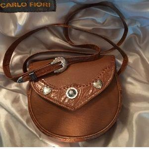 Carlo Fiori Crossbody purse